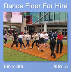 Dance Floors for hire