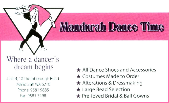 Mandurah Dance Time