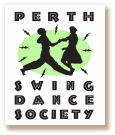 Perth Swing Dance Society Logo