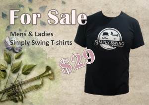 Simply Swing T-Shirts for SALE $28