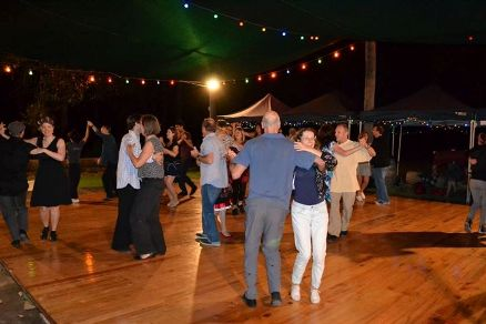 Jarrah Dance Floor